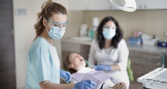 jurusan kesehatan gigi di Universitas Harvard