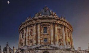 Sejarah University of Oxford