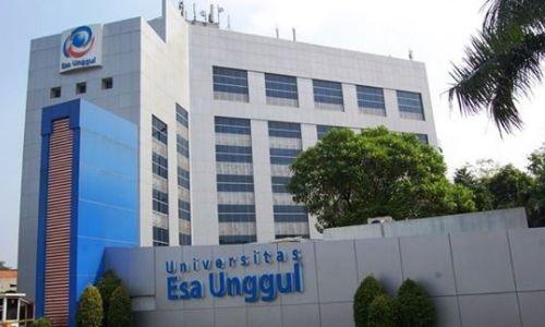 Universitas Esa Unggul dan Jurusan
